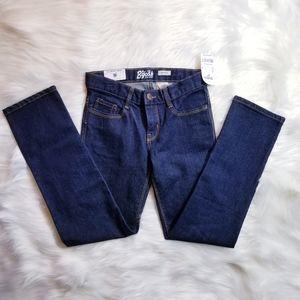 OshKosh Girl Skinny Jeans, Size 7
